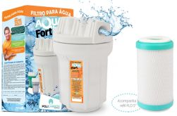 "Filtro Central Aquafresh FORT 5"" PLD Policarbon"